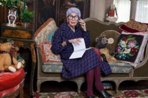 Iris Apfel, 93 anos, &Other Stories