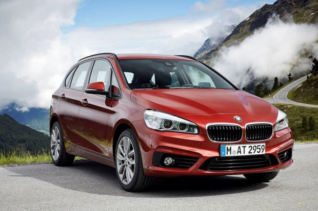 Teste bmw 216d active tourer life style for Bmw living style