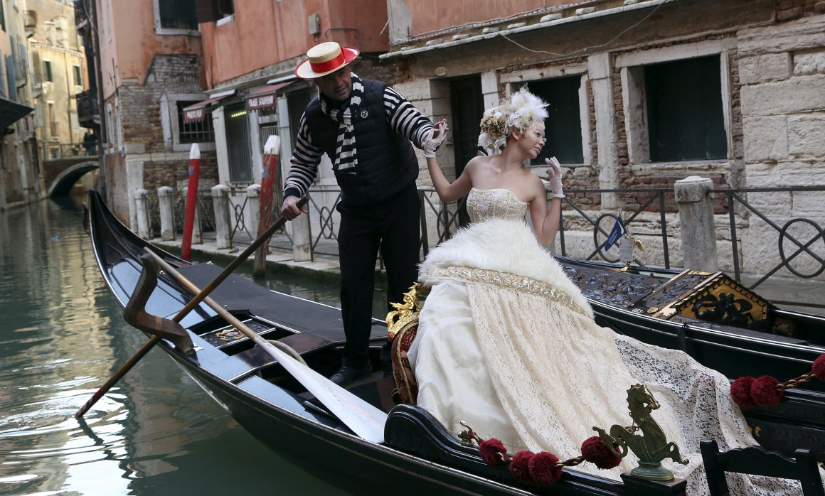 Carnaval de Veneza 2015