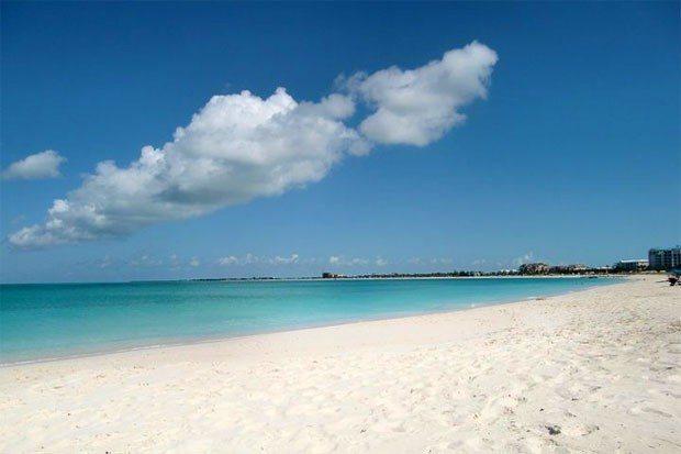 Top mundo: 2 - Grace Bay, Providenciales, Turcos e Caicos