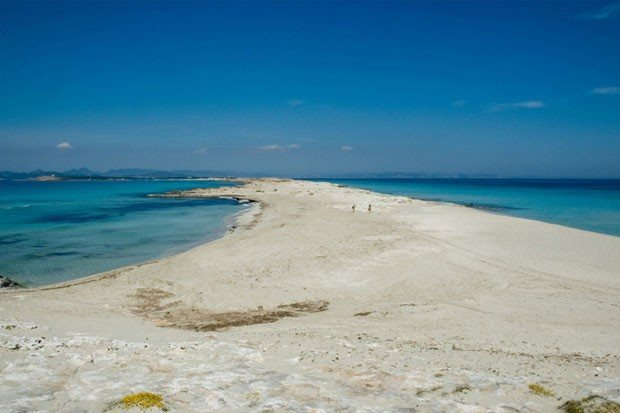 Top mundo: 5 - Illetes, Formentera, Baleares, Espanha