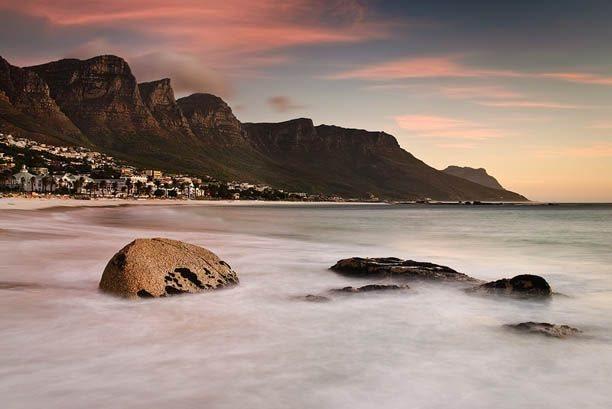 Top mundo: 11 - Camps Bay, Cidade do Cabo, África do Sul