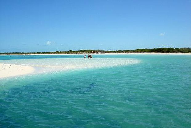Top mundo: 4 - Playa Paraiso, Cayo Largo, Cuba