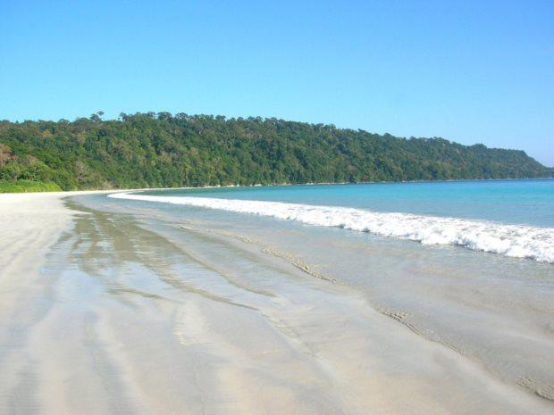Top mundo: 12 - Radhanagar, Ilha de Havelock, Ilhas Andamão e Nicobar, Índia
