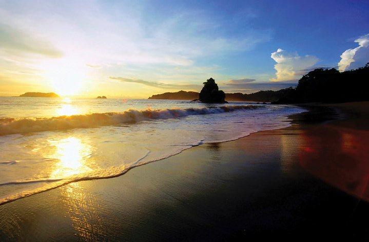 Top mundo: 17 - Playa Manuel Antonio, Parque Nacional Manuel Antonio, Costa Rica