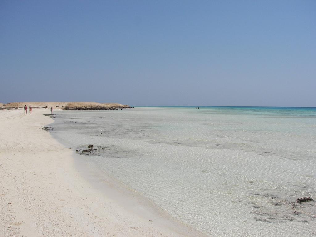 Top mundo: 19 - Sharm el Luli, Marsa Alam, Egipto