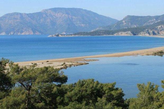 Top mundo: 20 - Iztuzu, Dalyan, Turquia
