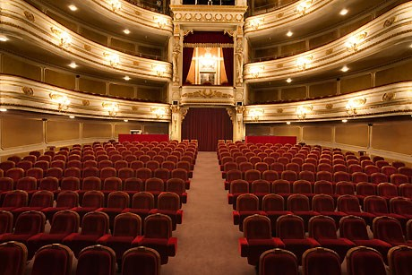Sala Garrett no Teatro Nacional D.Maria II (Lisboa)