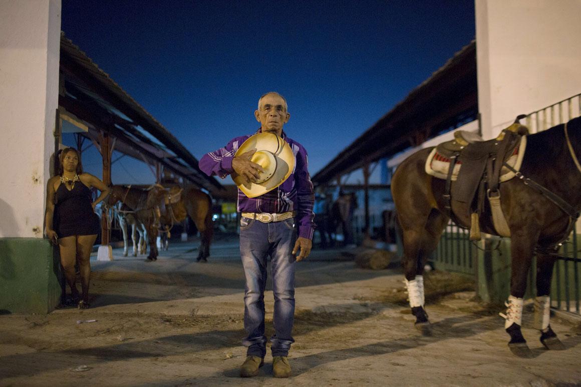 Cowboys em Havana