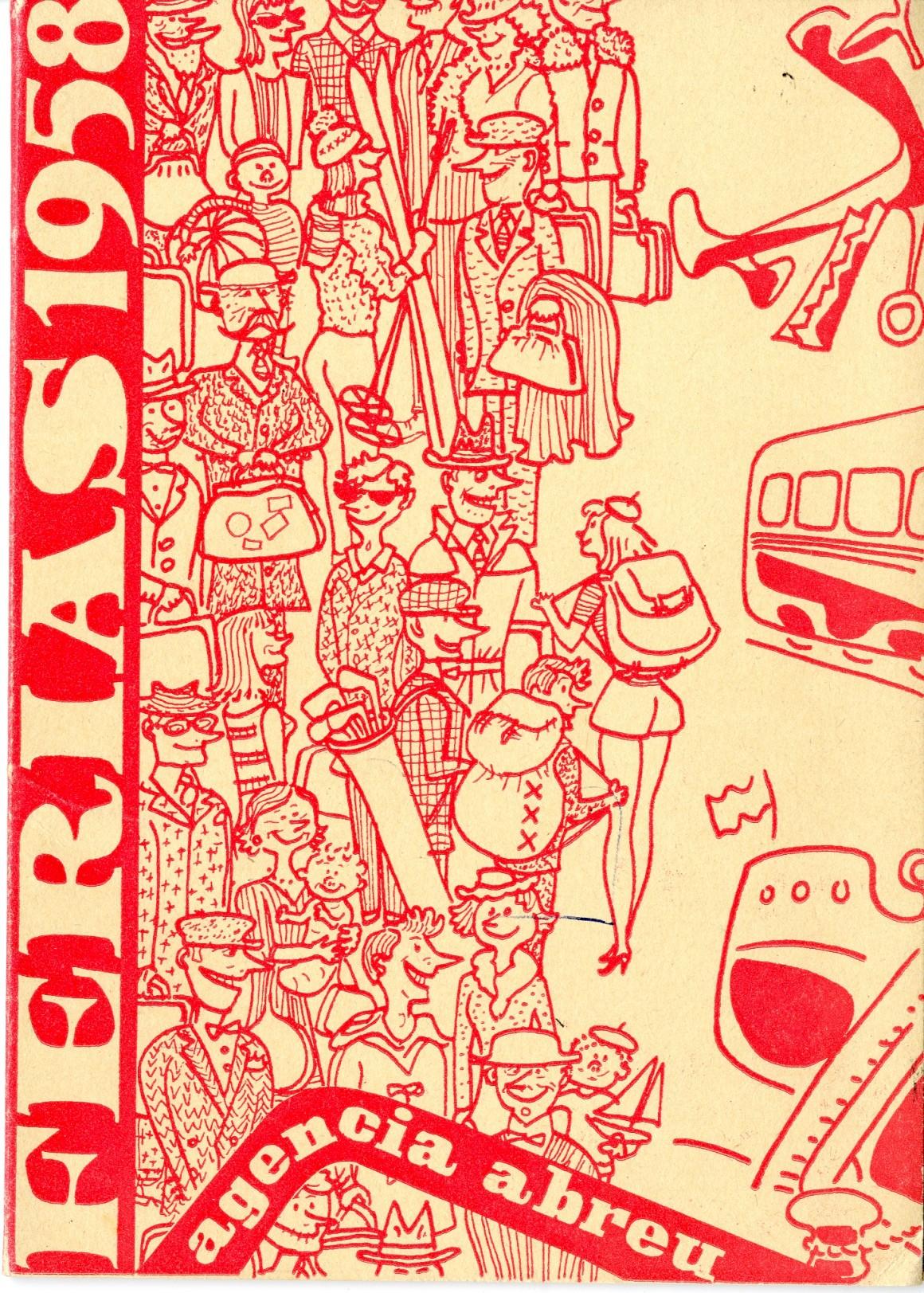1958, Portugal -  por Júlio Resende