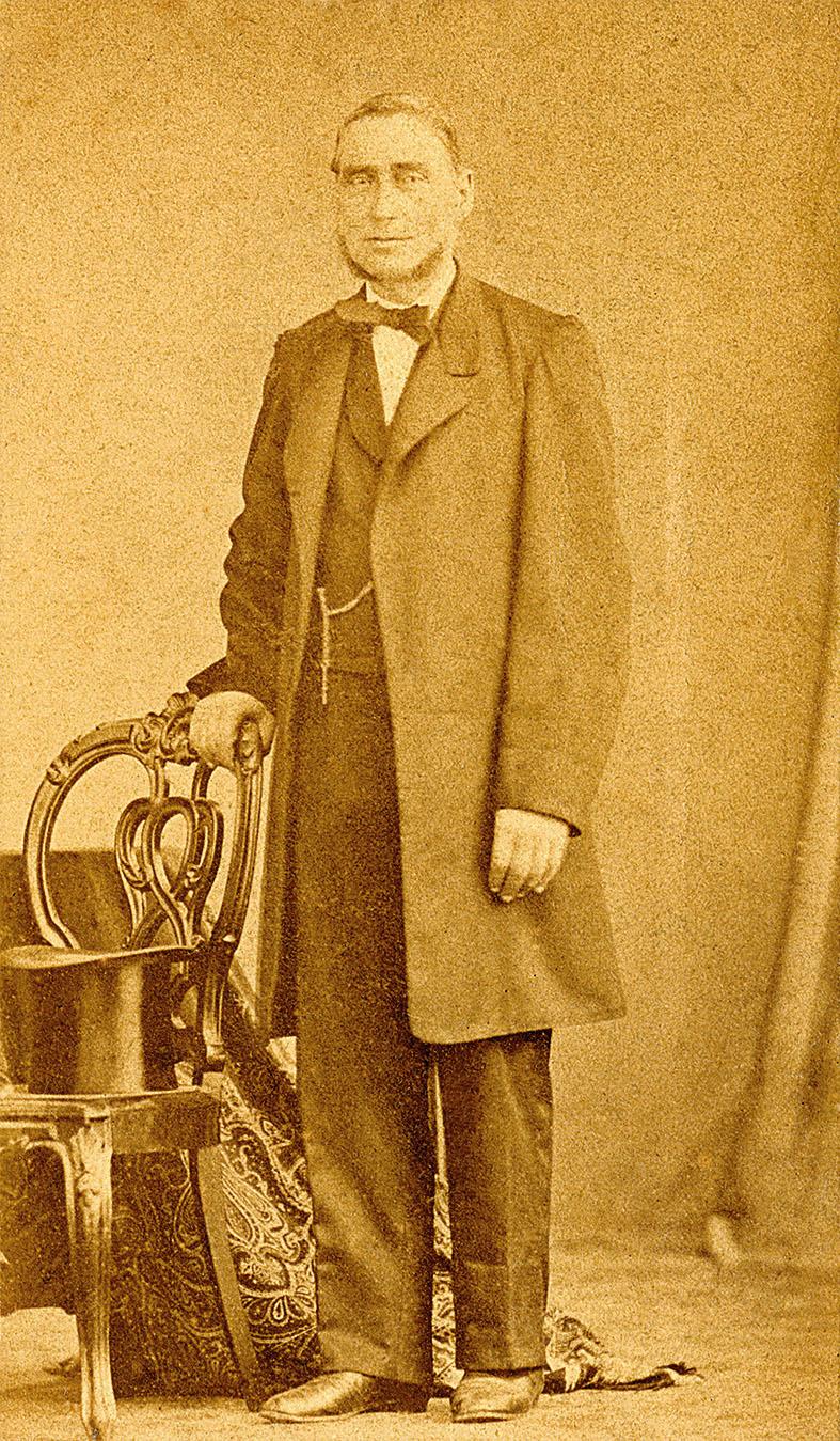 Bernardo Luiz Abreu, fundador