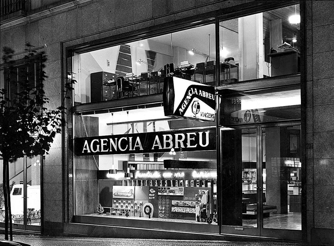 Agência na av. dos Aliados, Porto