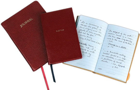 Uma cura temporária e verdadeiramente divina para os maluquinhos do papel japonês Tomoe River: os cadernos da R L Allan