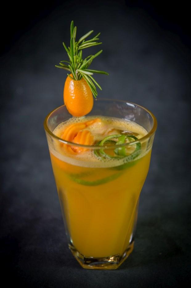 Over Mandarin de José Faria