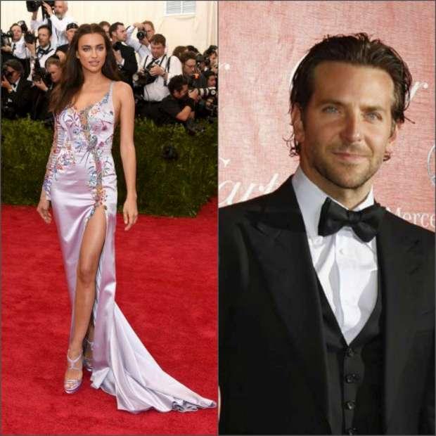 Irina Shayk e Bradley Cooper são um casal