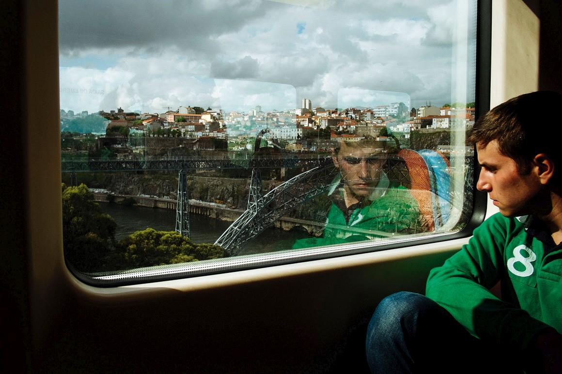 Intra_Rail: Portugal em títulos de viagem
