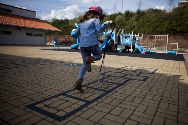 Crianças em idade pré-escolar não fazem exercício suficiente