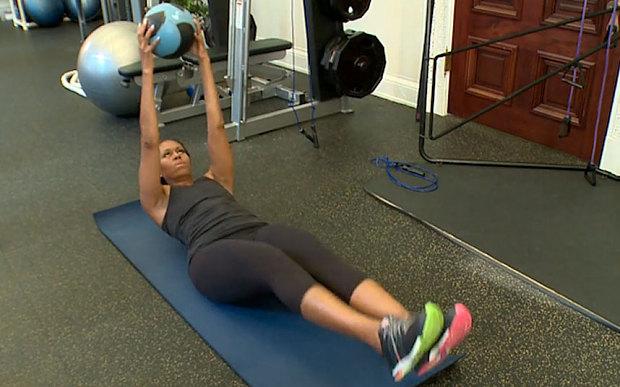 Michelle Obama dá dicas de exercício físico