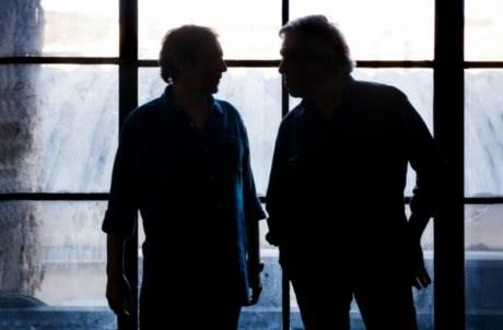 Jorge Palma & Sérgio Godinho, juntos, em Sintra