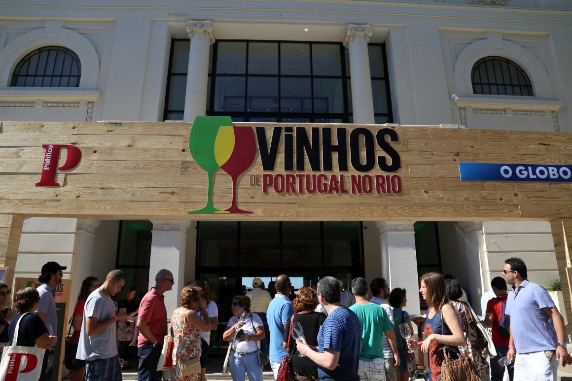 A entrada no mercado de vinhos