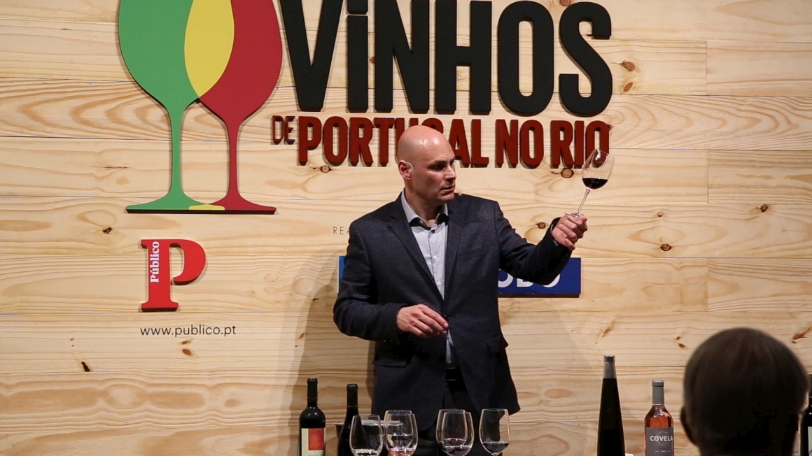 Dirceu Vianna Junior, master of wine