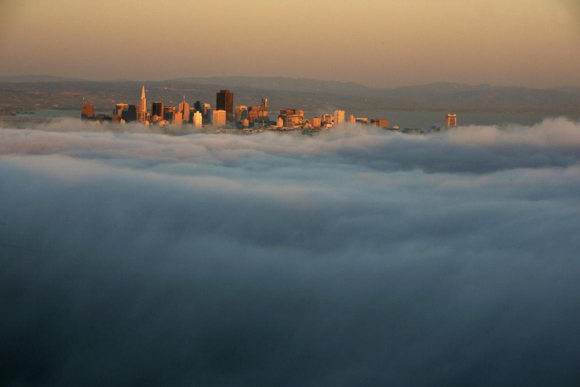 Cidades nas nuvens