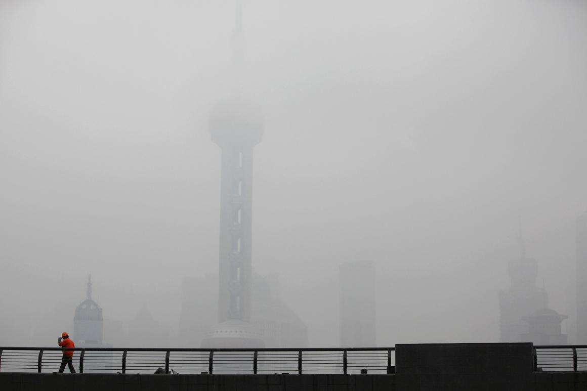 China, Xangai