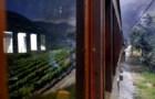O comboio histórico volta ao Douro
