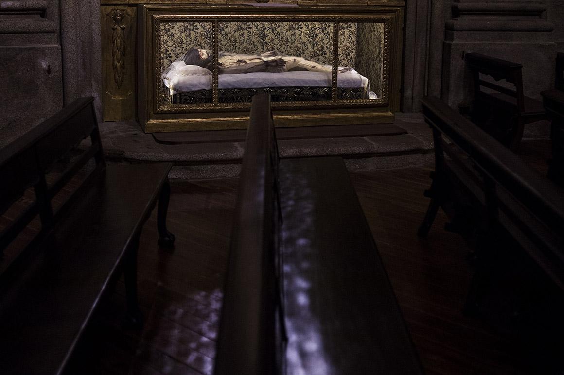 Clérigos, a visita noctuna