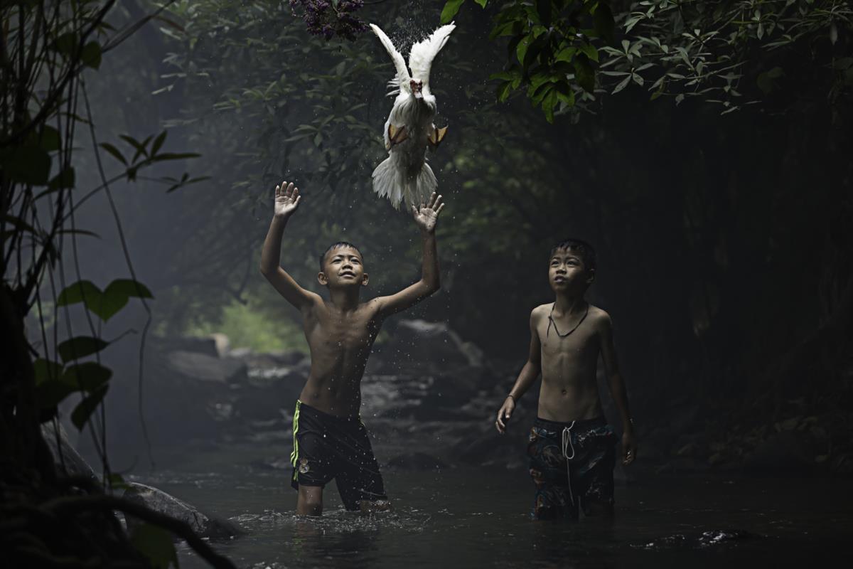 Menção Honrosa - Nong Khai, Tailândia