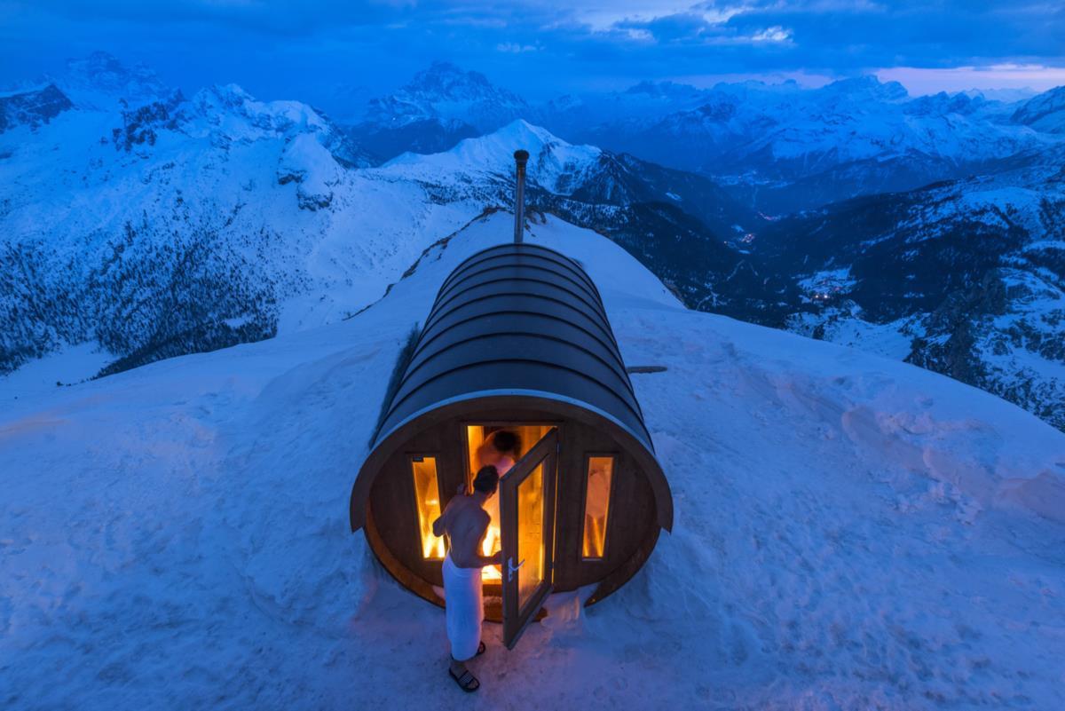 Menção Honrosa - Cortina d'Ampezzo, Alpes italianos