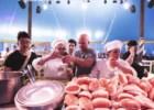 Al Meni, circo e comida