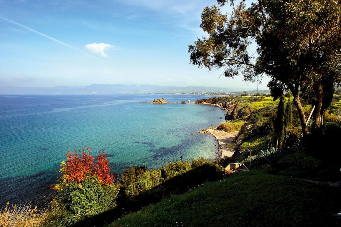 A península de Akamas, na parte ocidental, é uma das regiões menos exploradas da ilha