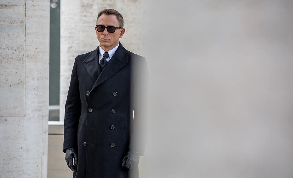 Guarda-roupa de James Bond assinado por Tom Ford