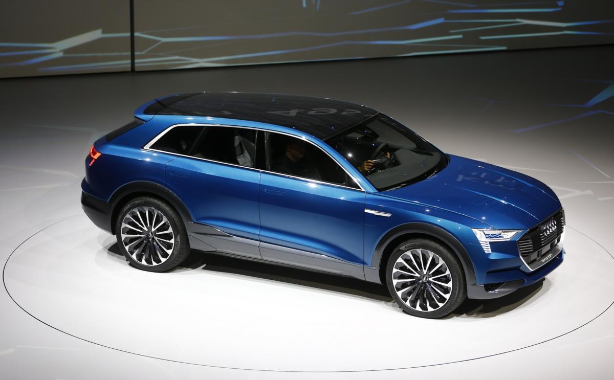 A quinta geração do Audi A4 em estreia