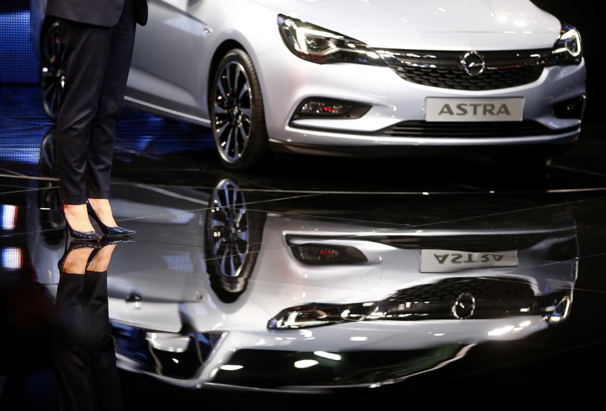 O Opel Astra na sua nova geração