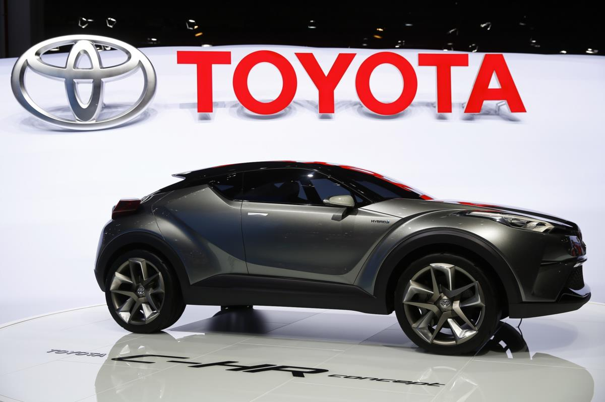 Toyota C-HR, outro concept