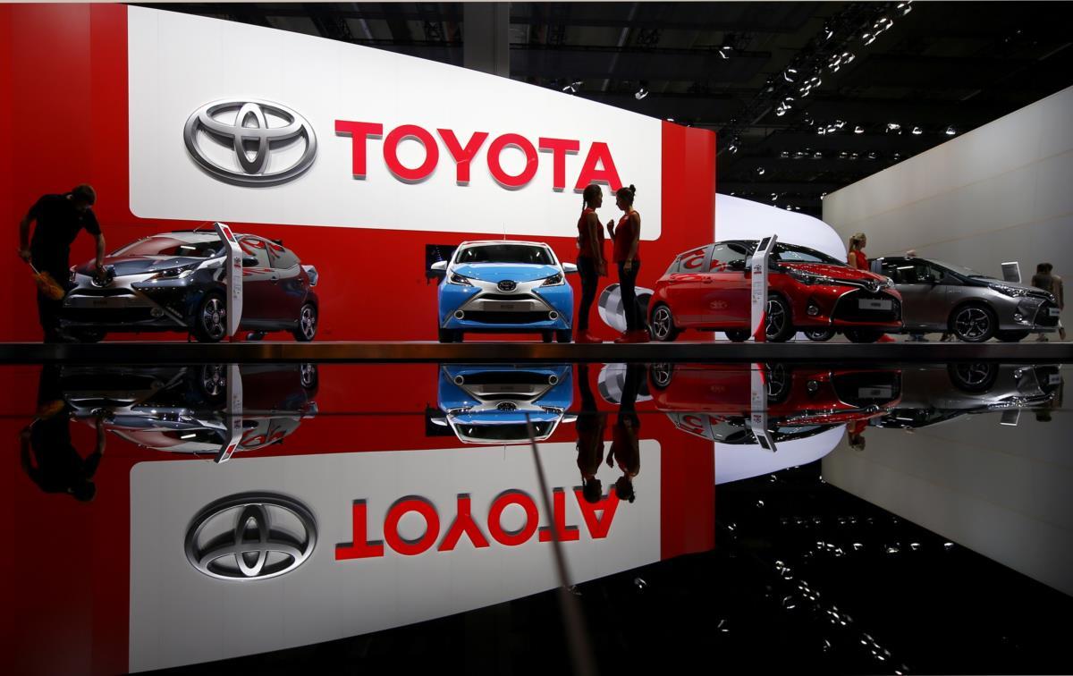 As novidades Toyota