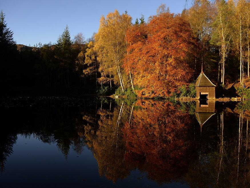 Lago Dunmore, Escócia