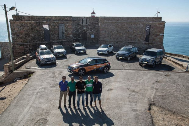 Mercedes em aventura intercontinental blogue clube for Mercedes benz aventura