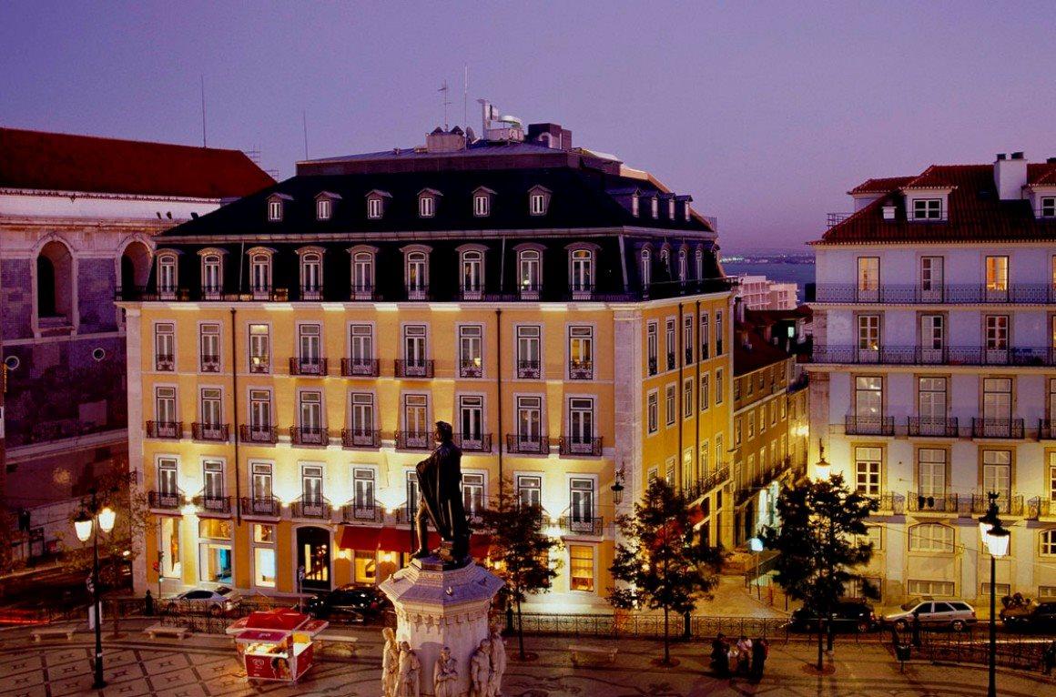 Melhor hotel em património:Bairro Alto Hotel