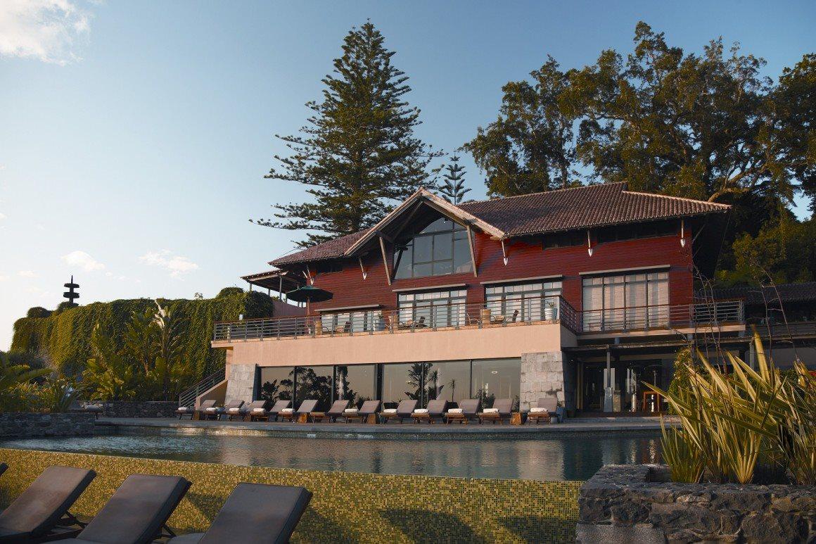 Melhor boutique resort:Choupana Hills Resort & Spa