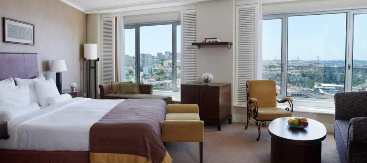 Melhor hotel ecológico:Corinthia Hotel Lisbon