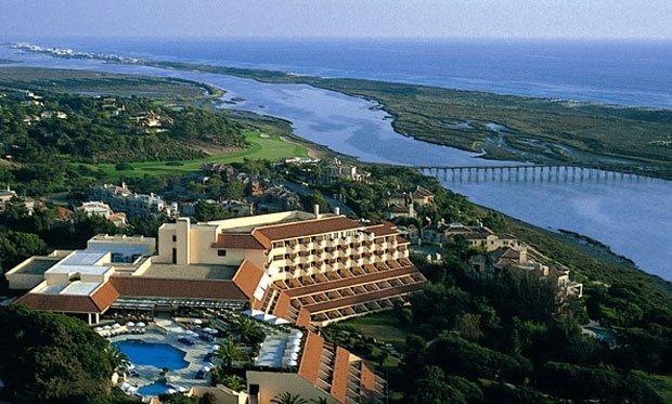 Melhor resort de praia:Hotel Quinta do Lago