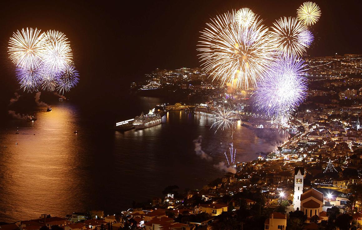 Melhor destino insular:Madeira