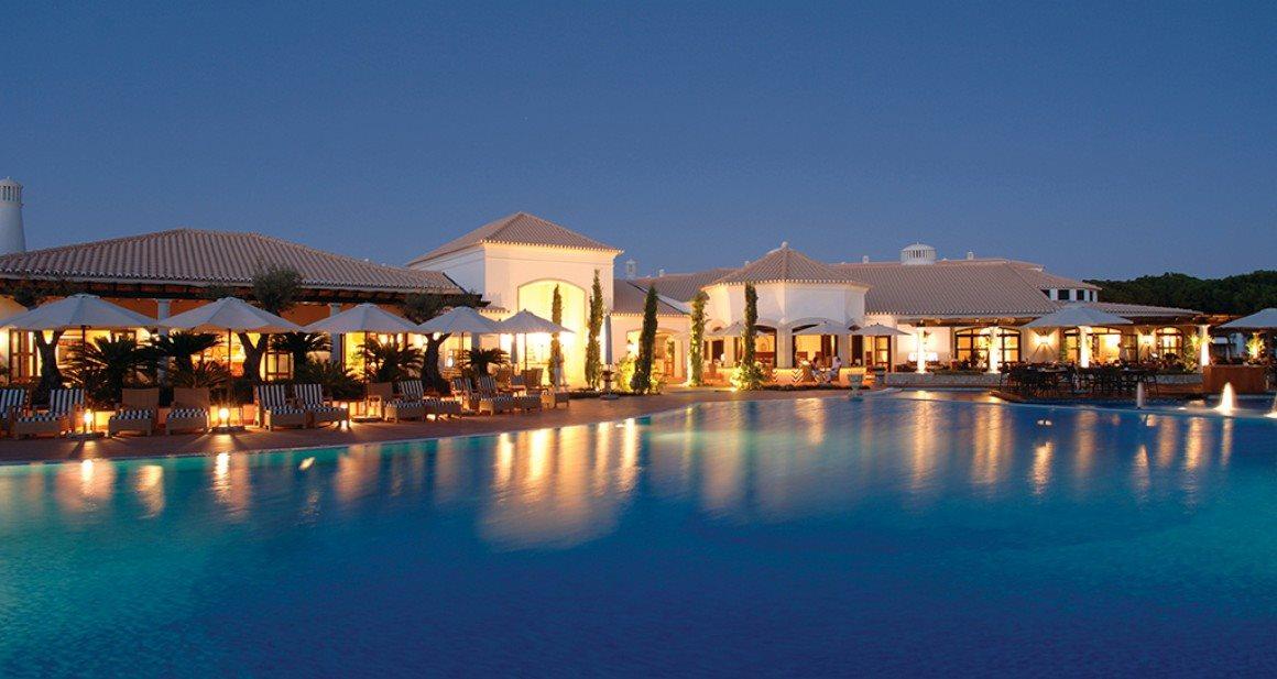 Melhor hotel residences:Pine Cliffs Residence