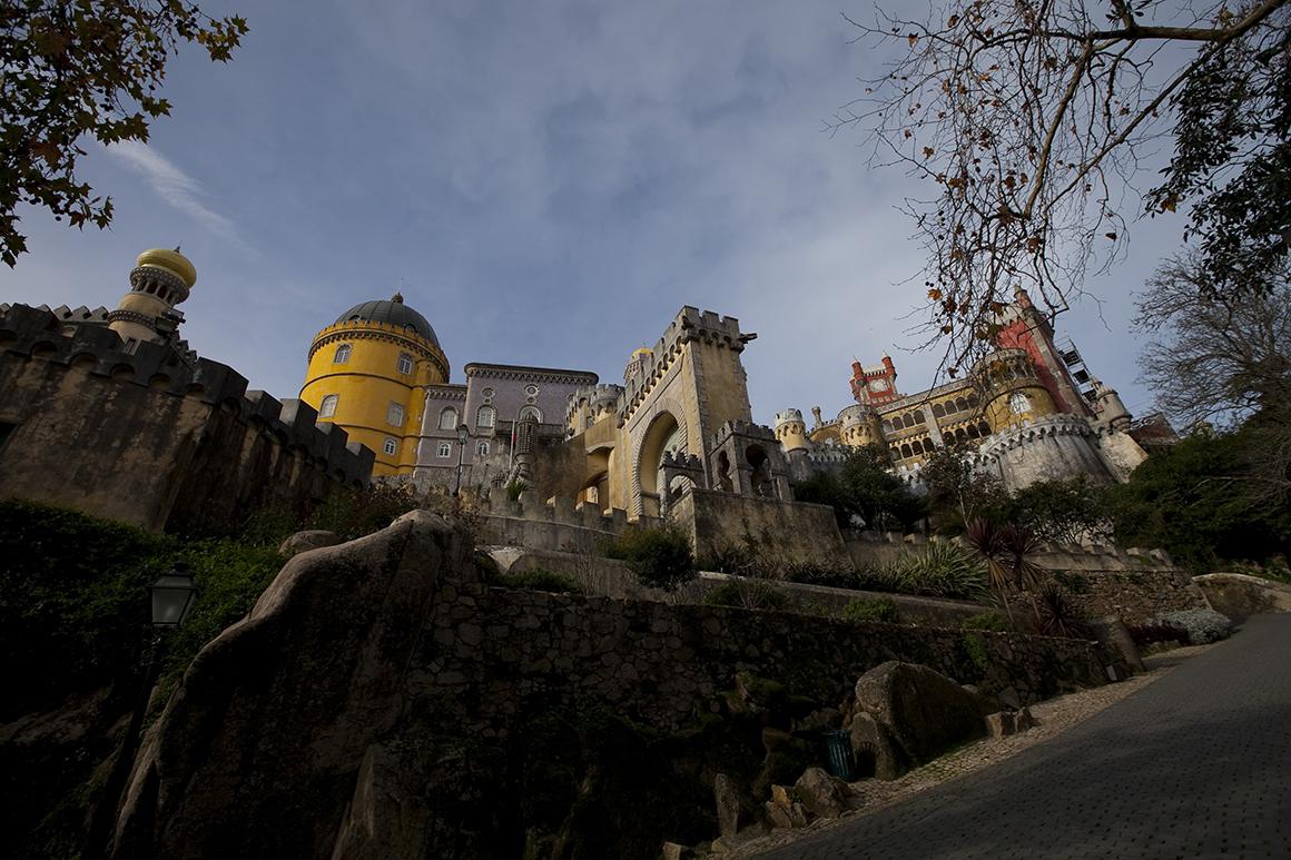 Melhor companhia de conservação:Parques de Sintra - Monte da Lua