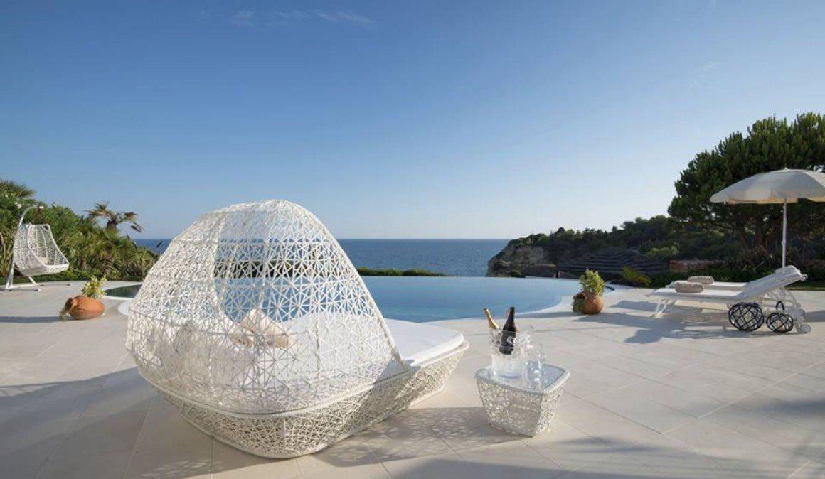 Melhor resort ecológico de luxo e melhor resort romântico:Vila Vita Parc