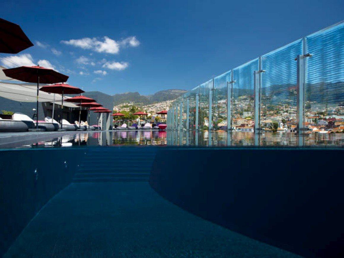 Melhor design hotel:The Vine Hotel