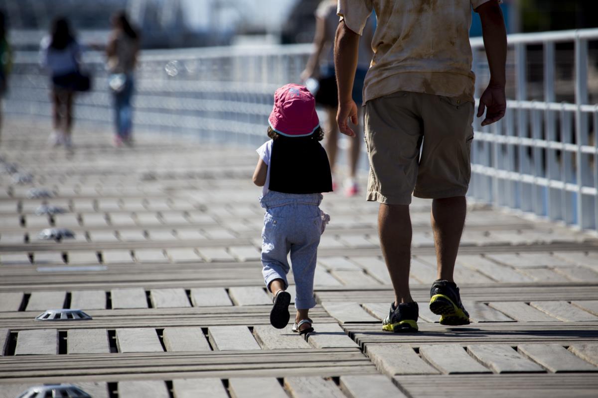 Os homens também podem ter tudo: uma carreira e serem pais